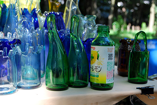 リサイクル・ボトルアート4