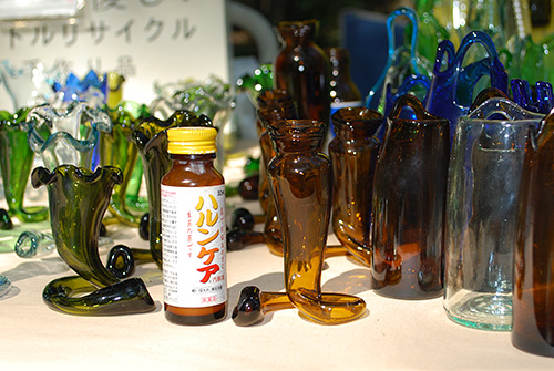 リサイクル・ボトルアート5