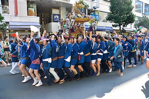 吉祥寺祭り2015.09.12