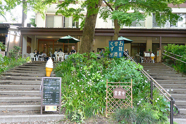 「PEPACAFE FOREST」と「COFFEE&そば処」