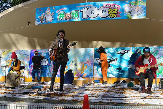 2017年井の頭100祭